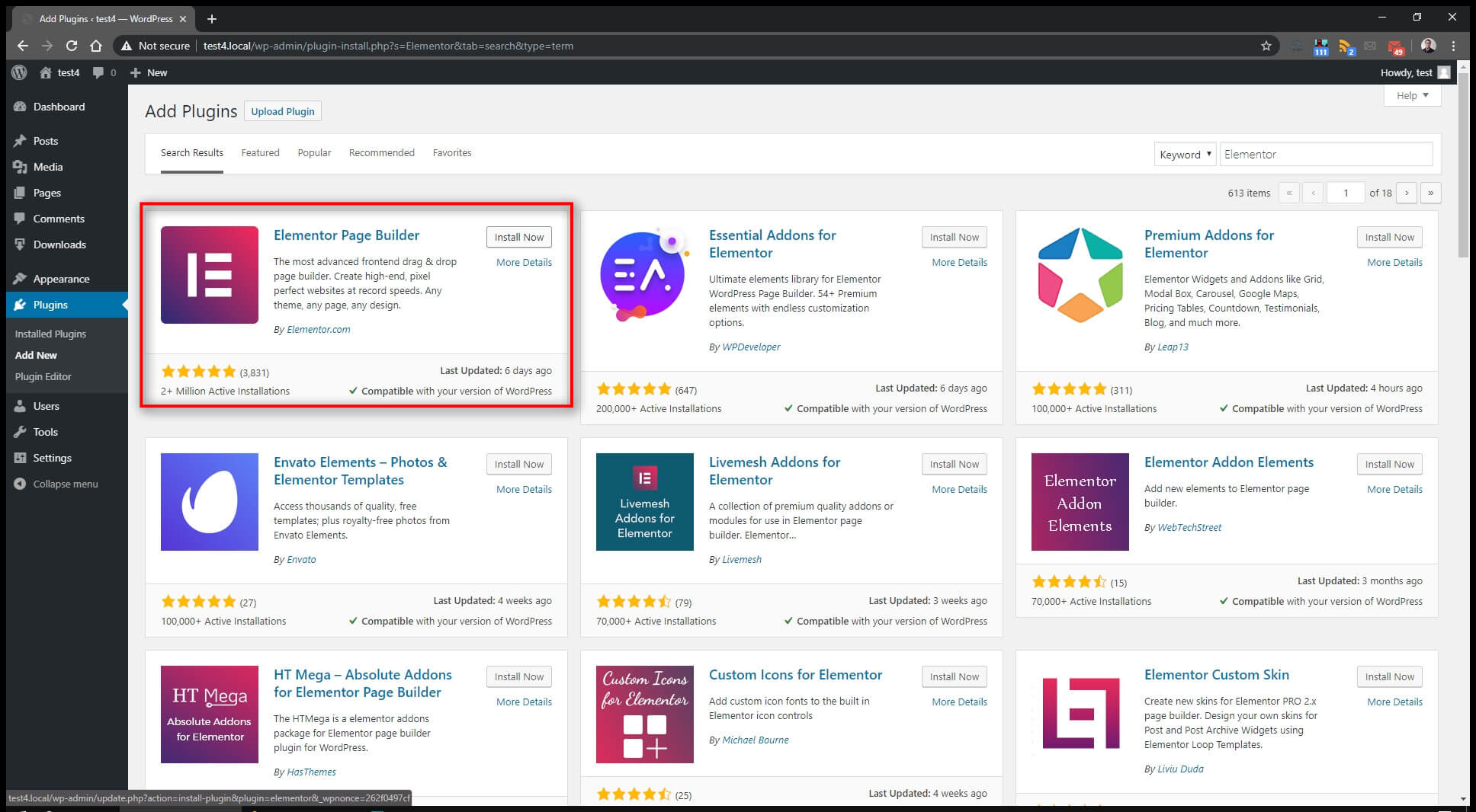 How To Build A User Dashboard With Elementor 2