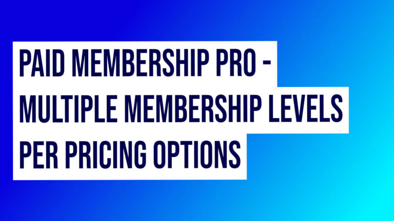 ThriveCart to Paid Membership Pro