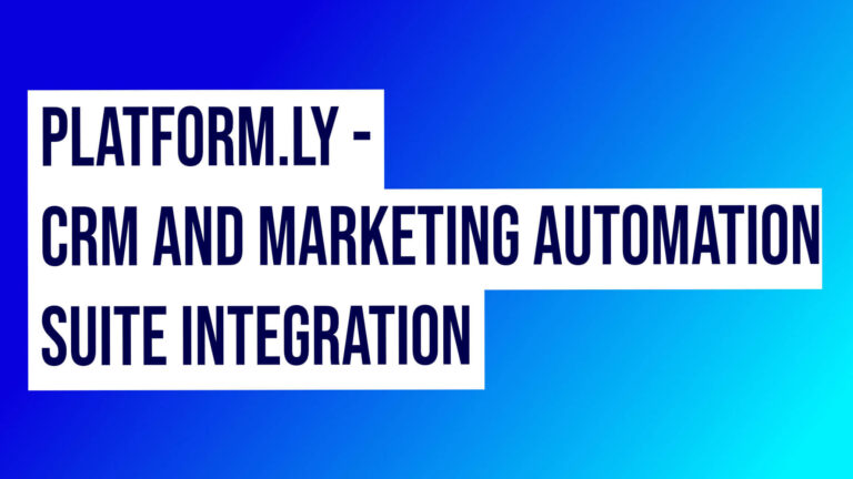 Thrivecart To Platformly Crm And Marketing Automation Suite Integration