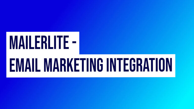Mailerlite Email Marketing Integration For Thrivecart Via Cart2wp