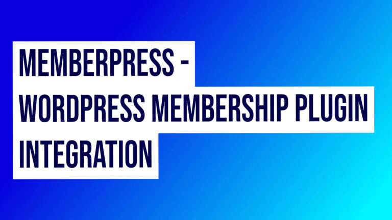 Thrivecart To Memberpress Integration